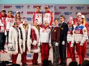 Cerimonia apertura Sochi 2014, delegazioni divisa