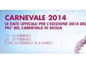 Carnevale Acireale 2014 Programma