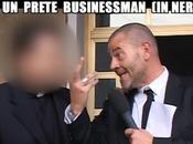 """prete """"businessman"""" scovato dalle Iene"""