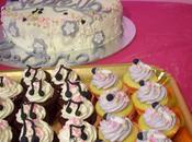 Cupcakes violetta