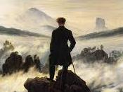"""Viandante mare nebbia"" Friedrich Caspar David"