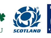 Scozia, Championship inizia pesante sconfitta Dublino