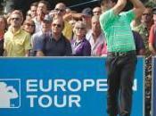Golf: bene Molinari Dubai,