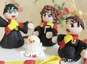 torta, cupcake biscotti Harry Potter