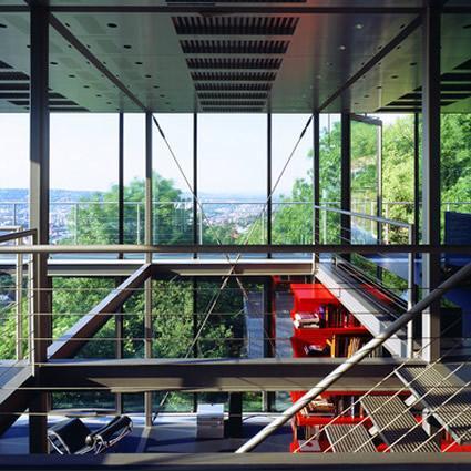 Il principio triple zero di werner sobek costruire for Case prefabbricate in acciaio e vetro