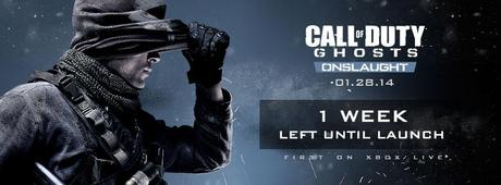 Call Of Duty: Ghosts Onslaught – Trailer ufficiale Episodio 1: Nightfall