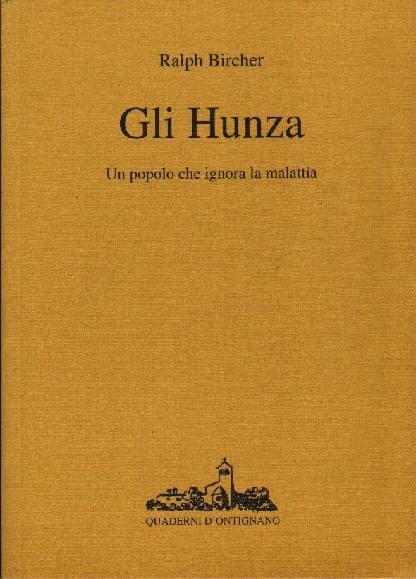 Gli Hunza, Ralph Bircher