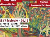 Arti contemporanee scena Alyn Hospital Franco Parenti Milano