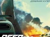 Aaron Paul bolide nuovo poster internazionale Need Speed