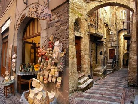 discover the art of living in Umbria.