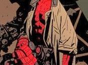 Hellboy diavolo maestro Mignola