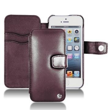 Custodia in pelle Noreve Tradition B per iPhone 5S
