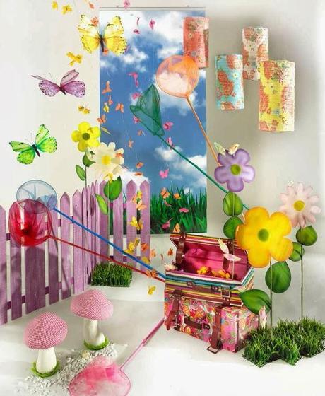 Idee vetrina primavera 2014 paperblog - Idee per vetrine primaverili ...