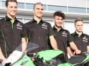 Superstock 1000: Museo Nicolis Villafranca Verona presentazione Team Pedercini Kawasaki