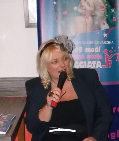 La giornalista e scrittrice Barbara Braghin