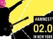 Amnesty chiama, Musica risponde: grandi nomi palco diritti umani.