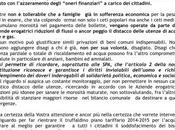 Tariffa servizio idrico: togliete spese ingiustamente rimaste nella bolletta Celestina Villa)