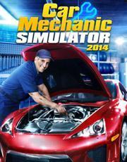 Cover Car Mechanic Simulator 2014