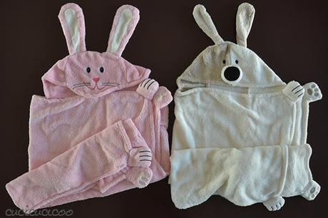 Piegare Gli Asciugamani A Forma Di Animale : Come fare un cappello e sciarpa da un asciugamano con cappuccio