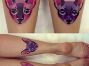 "Tatuaggi ""tridimensionali"" Sasha Unisex"