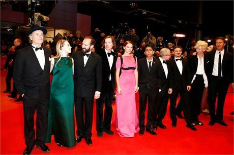 Cast The Grand Hotel Budapest