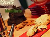 Biscotti cioccolato mandorle senza uova