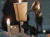 Lacrime sconforto stelle Hollywood durante funerale ieri Philip Seymour Hoffman