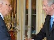 Quanto influire Presidente della Repubblica inizio fine governo? Friedman consultazioni anticipate Napolitano-Monti