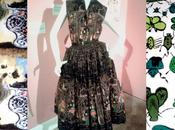 Fashion, Design. Artist textiles: Picasso Warhol.