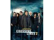 """Crossing Lines S2"": primo poster"