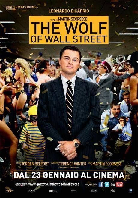 The Wolf of Wall Street di Martin Scorsese