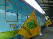 """""""Treno Verde 2014″, giro l'Italia contro l'inquinamento"""