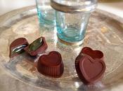 Cioccolatini ripieni pistacchio