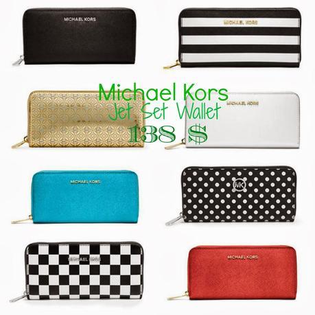 Michael Kors Portafogli
