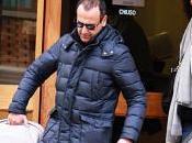 Carlo Conti torna casa piccolo Matteo
