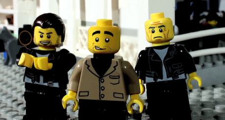 The Lego Movie Spot Remake
