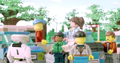 Confused.com Lego - The Lego Movie Spot Remake