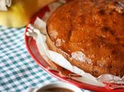 Torta pere cotogne zenzero Sticky quince ginger cake