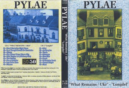 Pylae - Collection pt.1 - What Remains/Ukr