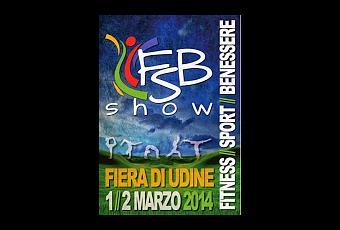 Fsbshow 2014 a udine la fiera del fitness paperblog for Fiera di udine
