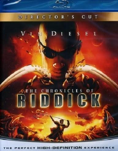 [Look... This is Just me!] The Chronicle of Riddick