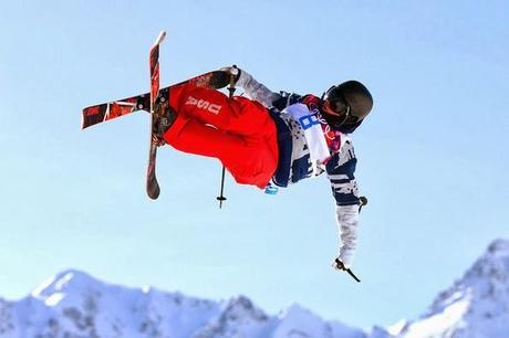 Gus Kenworthy: l'atleta tra i più fichi di Sochi