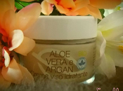 Saponaria} Crema Viso Idratante Aloe Vera Argan