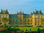 Jardin luxembourg giardini lussemburgo) paris