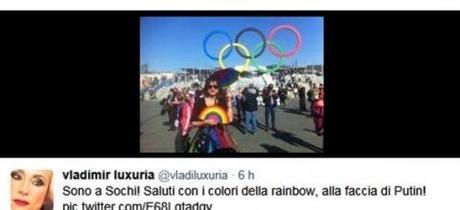 Luxuria Sochi 2014
