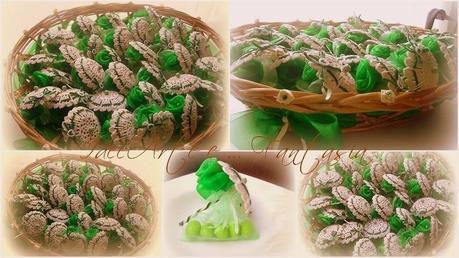 Ombrellini Crochet Bomboniere Promessa Di Matrimonio Paperblog