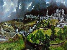 Creta Toledo: Greco viaggio
