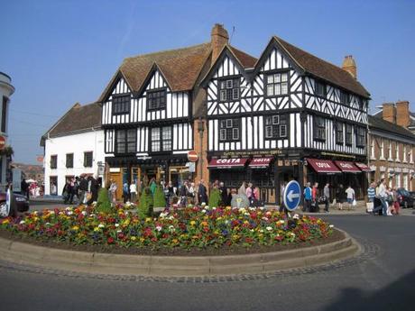 H And M Stratford Upon Avon Un viaggio letterario attraverso l'Inghilterra: Da Shakespeare a ...