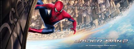 the amazing spider-man 2 poster oscorp