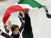 Sochi 2014: staffetta azzurra dello short Track vince bronzo, Fanchini quarta gigante. Tutte medaglie assegnate nella undicesima giornata